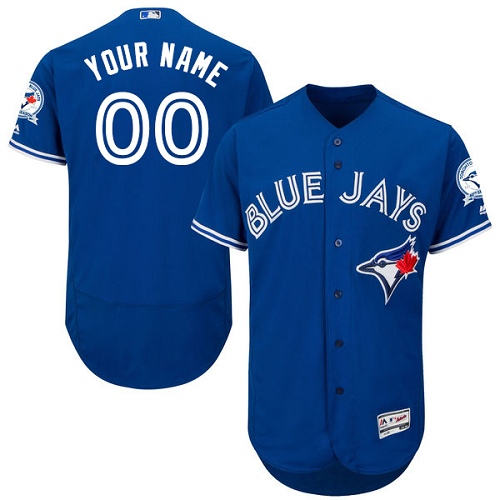 cheap for discount 7ecc9 d5f95 Cheap Wholesale Customized Toronto Blue Jays Authentic MLB ...