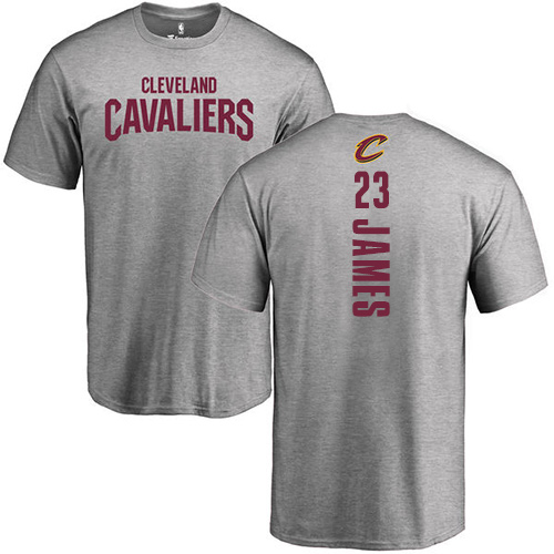 the best attitude 70945 f4244 Nike LeBron James Ash Backer Jersey - #23 NBA Cleveland ...
