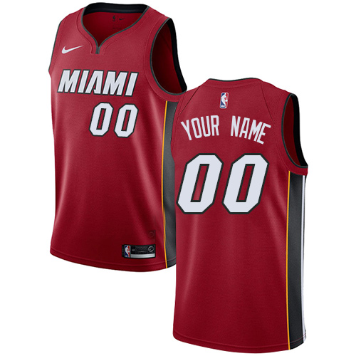 new photos bdebb 35dbf Cheap Wholesale Customized Miami Heat Authentic NBA Jerseys ...