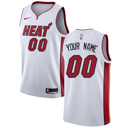 new photos 4948b 789f6 Cheap Wholesale Customized Miami Heat Authentic NBA Jerseys ...