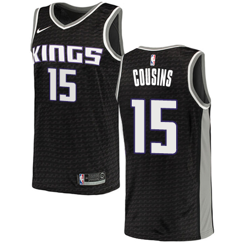 more photos 8a4fb aa5b8 Kings Cheap DeMarcus Cousins Jersey Wholesale: Authentic ...