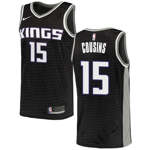 more photos eeebd c412f Kings Cheap DeMarcus Cousins Jersey Wholesale: Authentic ...