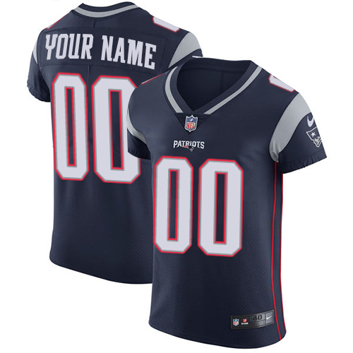 pretty nice 7f184 aa8ed Cheap Wholesale Customized New England Patriots Authentic ...